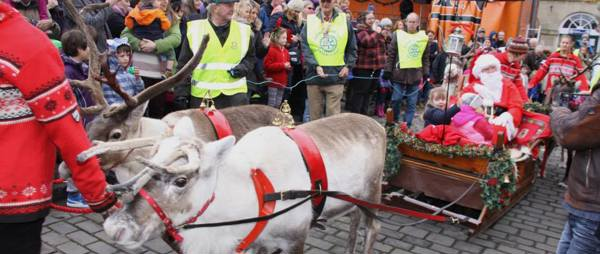 Covid Christmas won't save Rudolph