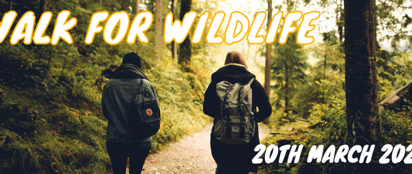 Walk for Wildlife 2021